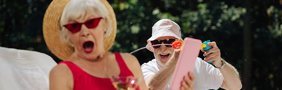 Nyugdíjas hétköznapok