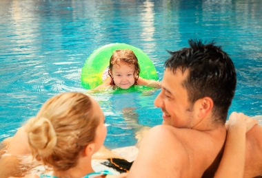 Short Summer Holiday in the Palace Hotel